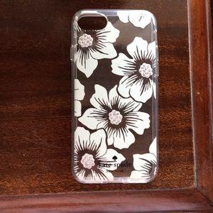 Kate Spade Holly Hock pattern IPhone 8